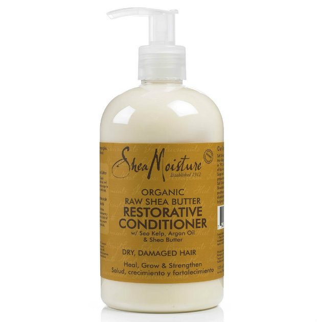 product review: shea moisture raw shea butter restorative conditioner