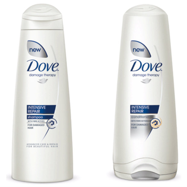 product review: dove hair therapy damage solutions