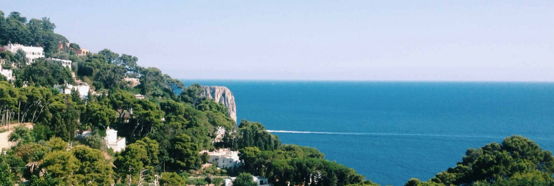 un'ruly life: dreaming of… capri & naples