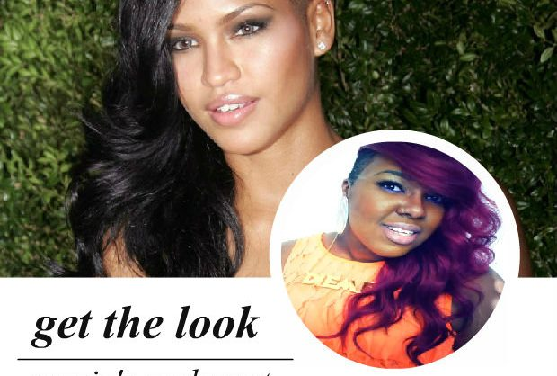 celeb-inspired: cassie's undercut (video)