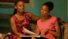 hair story: fashion's new guard of black models