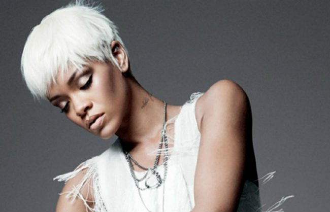hair story: rihanna, 13 looks in 12 months