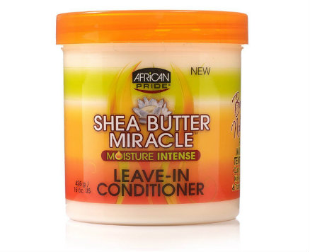 product review: african pride's shea butter miracle leave-in conditioner