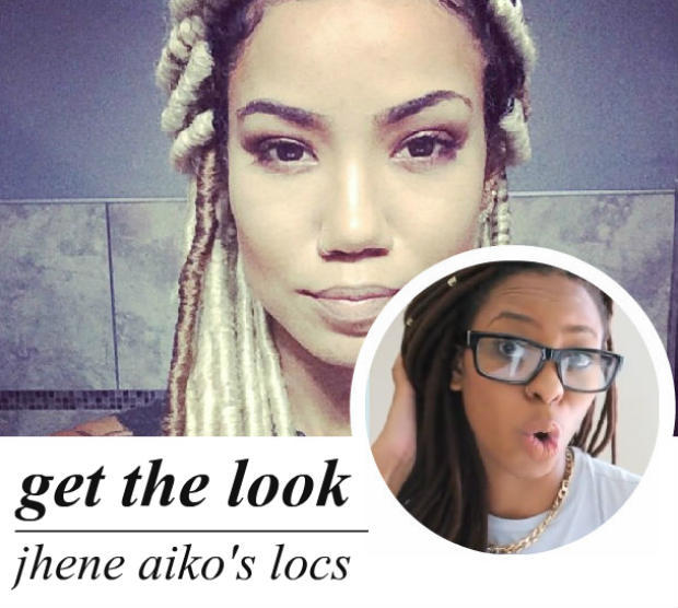 celeb-inspired: jehne aiko's faux locs using yarn (video)