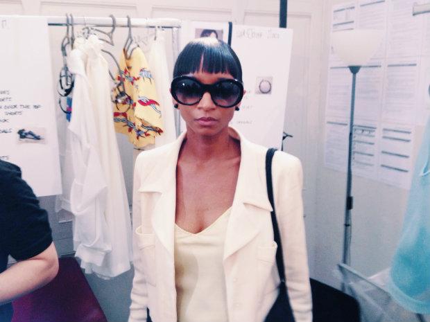 paris fashion week ground zero