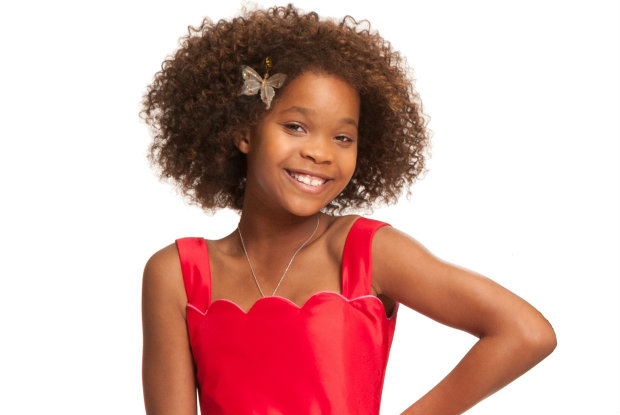 BlackHair_Natural_Curls_QuvenzhaneWallis_Annie