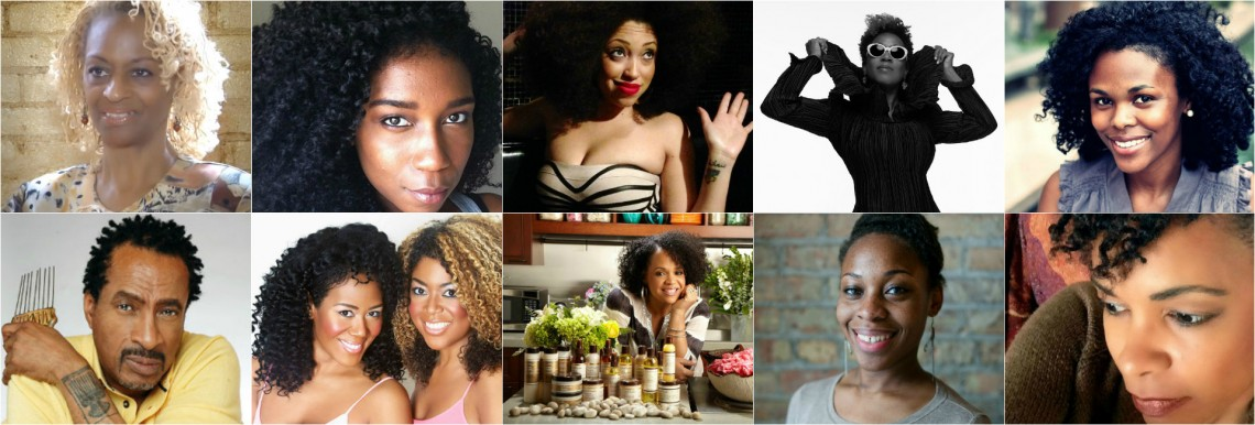 celebrating today's natural hair pioneers