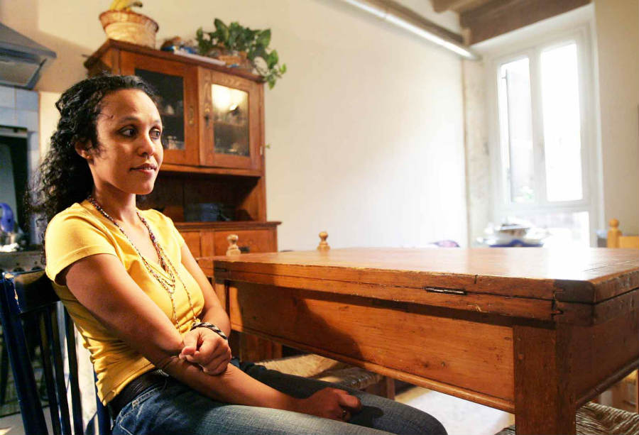 black women of italy: cristina ali farah