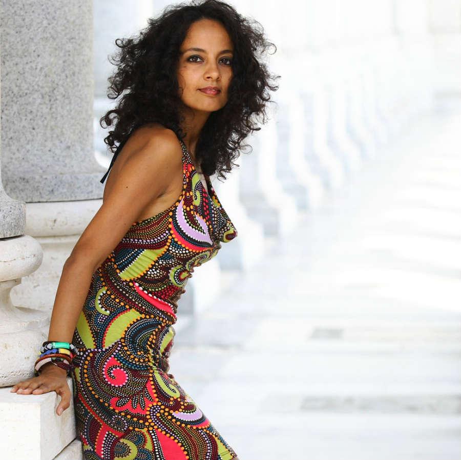 Black Women Of Italy Saba Anglana Un Ruly