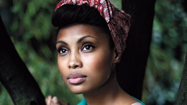 Black Women Of France Imany Un Ruly