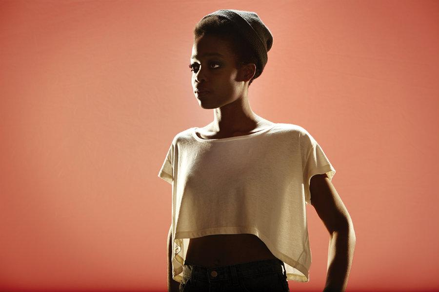 black women of france: irma pany