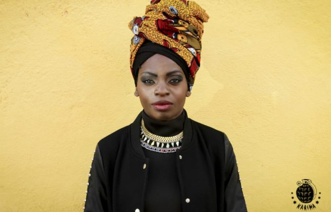 black women of italy: karma gehnyei