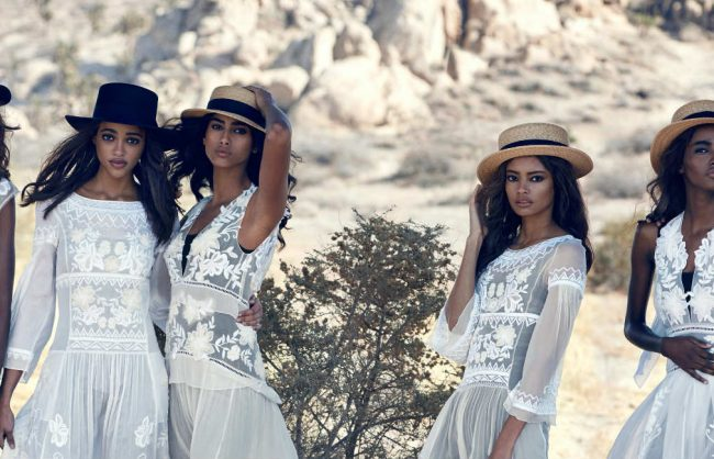 trending: go boho! the three looks you need to know for spring 2015