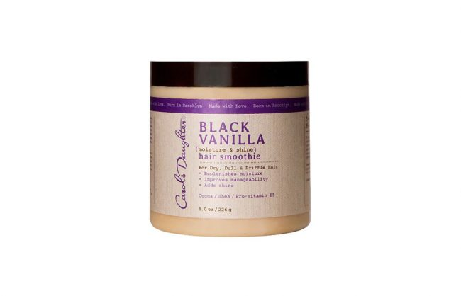Product Review: Carol's Daughter Black Vanilla Moisture and Shine Hair Smoothie
