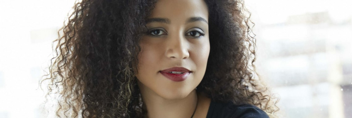 working girl: minna salami, writer