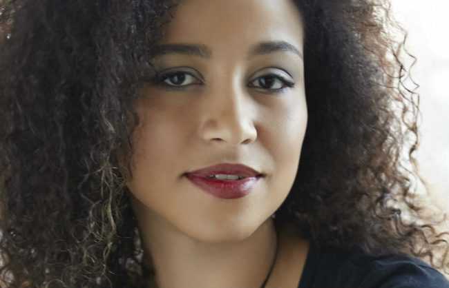 working girl: minna salami, writer