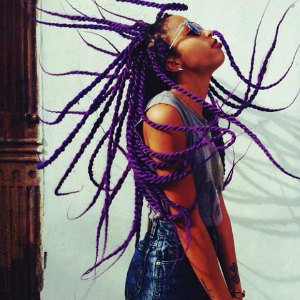 BlackHair_Jumbo_Twist_Color_Purple_Long