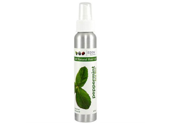 Eden Bodyworks' All Natural Peppermint Tea Tree Hair Oil