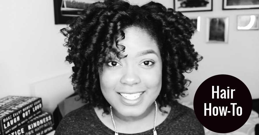 Get the Look: Mini Marley's Heatless Curls (Video)