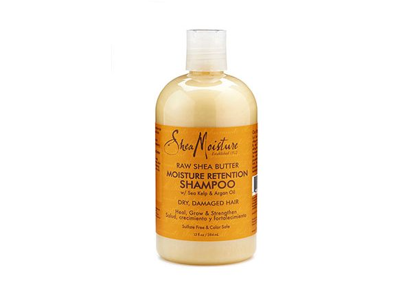 Shea Moisture's Raw Shea Butter Moisture Retention Shampoo