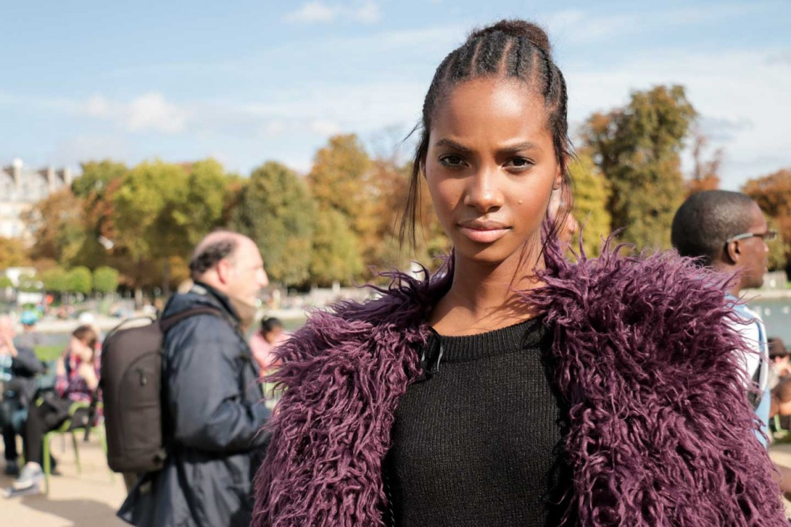 On the Scene: Snaps from Paris Fashion Week