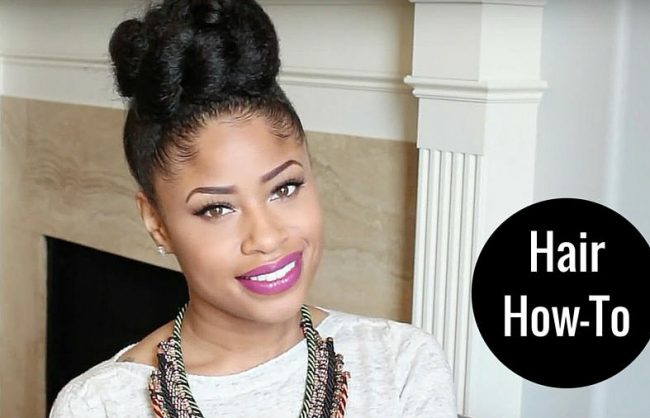 Get the Look: The French Braided Up-Do (Video)