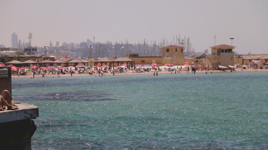 What's Pretty In Tel Aviv?