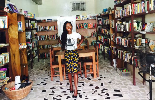 My Literary Dream: How I Opened a Bookstore in Liberia