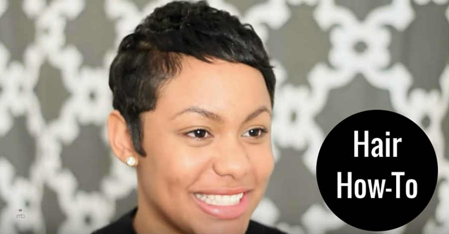 Crochet Hair Pixie Cut : Crochet Braids Short Pixie Cut