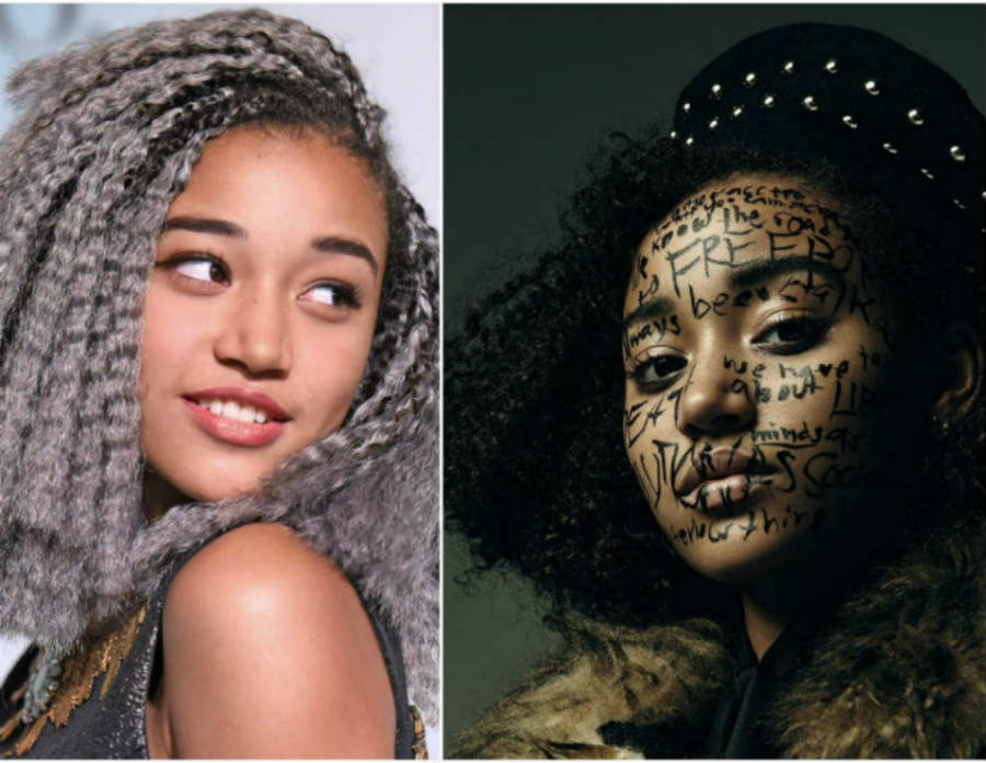 amandla_stenberg_grey_hair