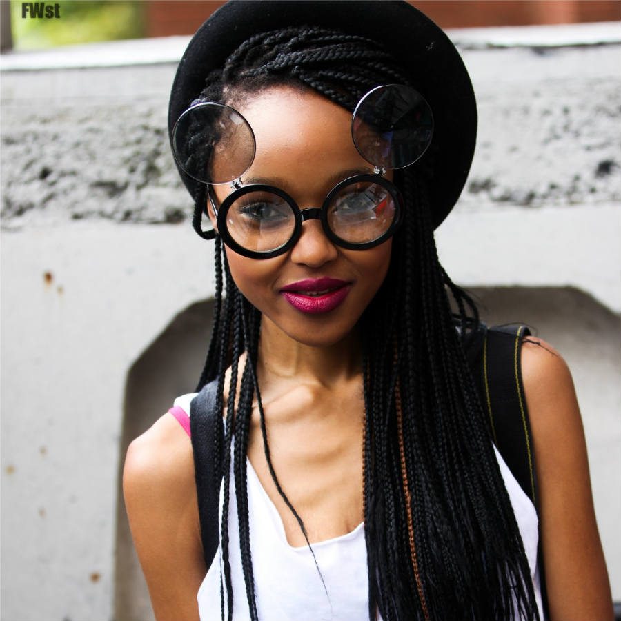 12 of the Dopest Box Braids on Pinterest