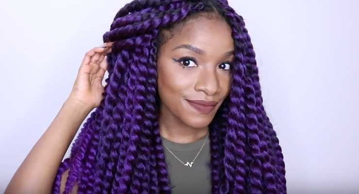 14 Crochet Braid Styles and The Hair They Used | Un-ruly