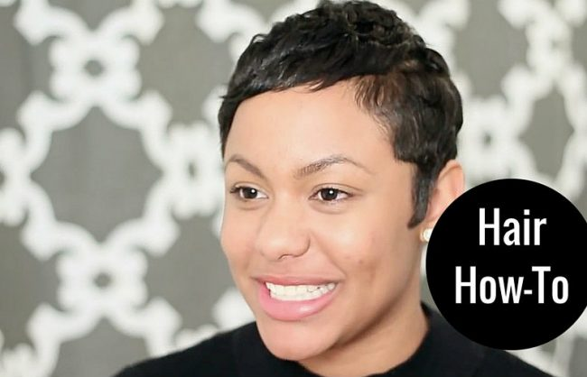 Get The Look: Styled Pixie Cut (feat. Stylist Aisha Ebony)
