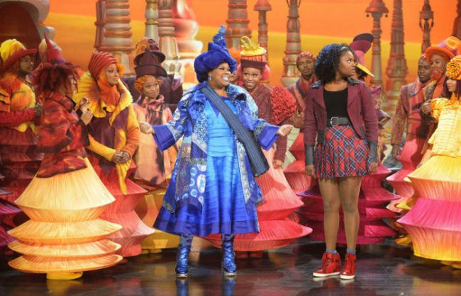 The Wiz Was a Live Display of Black Excellence, Community and Hair