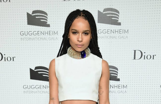 Six Celebs Show Us Just How Elegant Box Braids Can Be