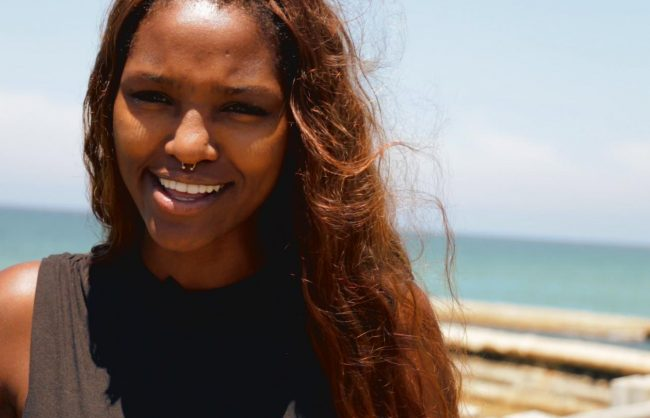 Pretty: Yityish Aynaw (Tel Aviv)