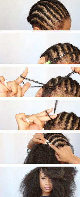 Crochet Braids Everything You Need To Know Un Ruly
