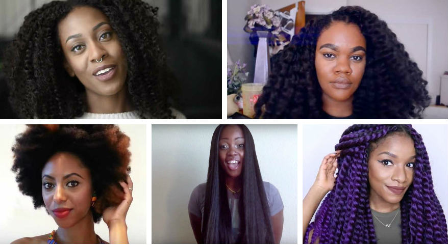 Crochet Hair Cost : Crochet Braids Tutorial, Products, Cost, Tips if you cant braid, Hair ...