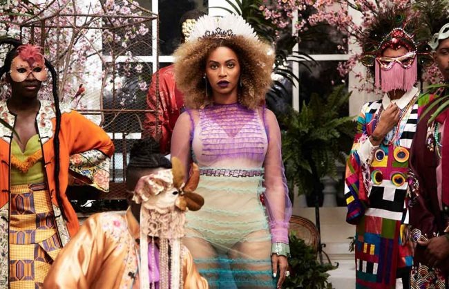 "The Power of Beyoncé's ""Ratchetedness"" in Formation"