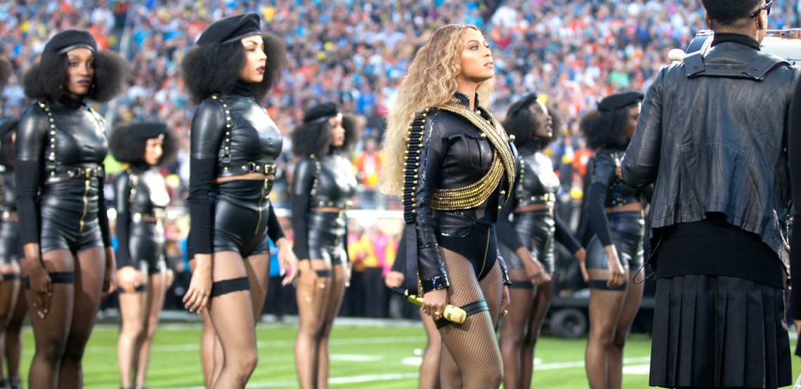 Where Was Beyonc 233 S Afro At The Super Bowl Un Ruly