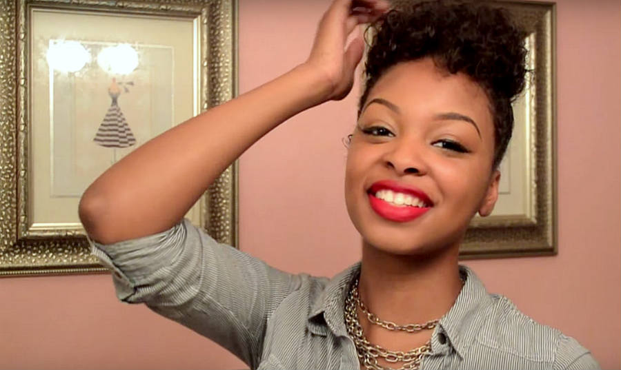 Transitioning Hairstyles For Short Hair Youtube : Transitioning Protective Hairstyles For Short Hair Top five styles to ...
