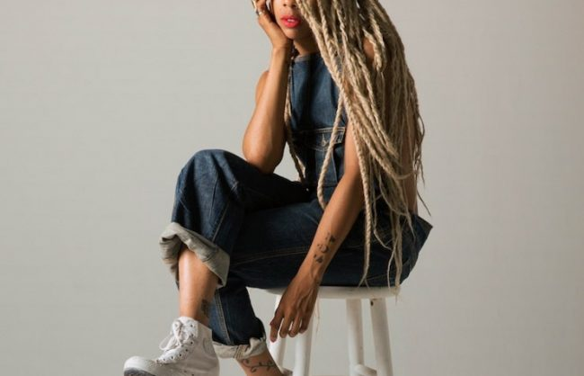 Hairspiration: Blond Box Braids & Twists