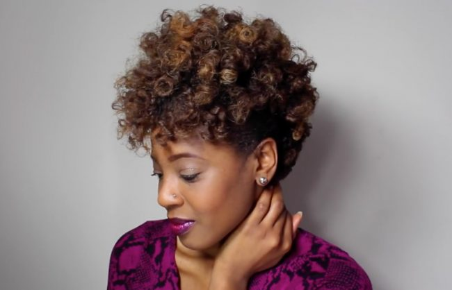The Faux Tapered 'Fro at Three Lengths
