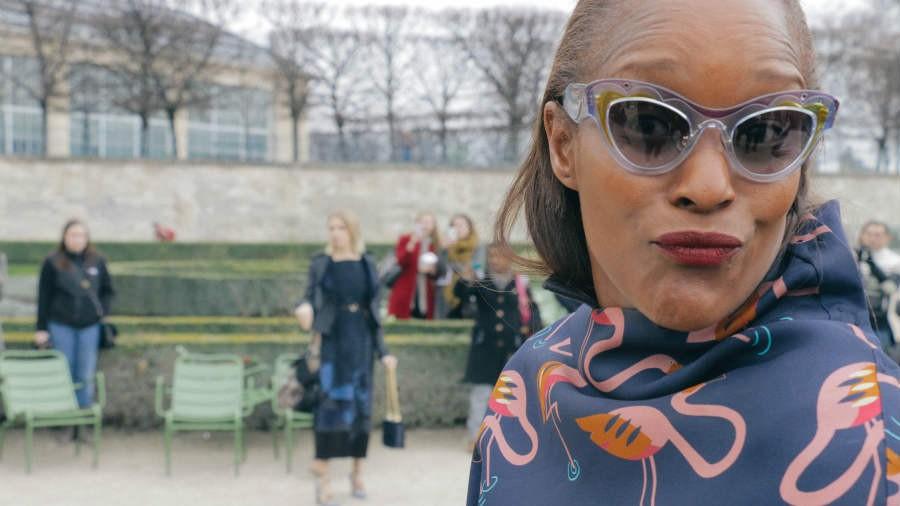 Michelle Elie Talks Hair | On the Scene