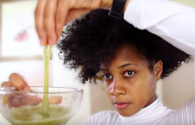 6 Crazy Things Naturals Put in Their Hair