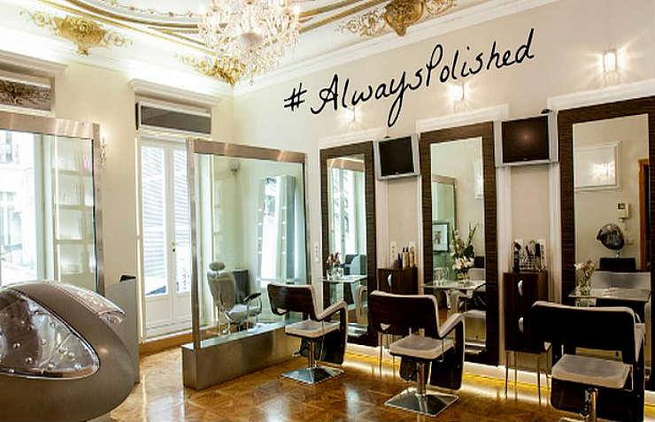 polished hair salon paris