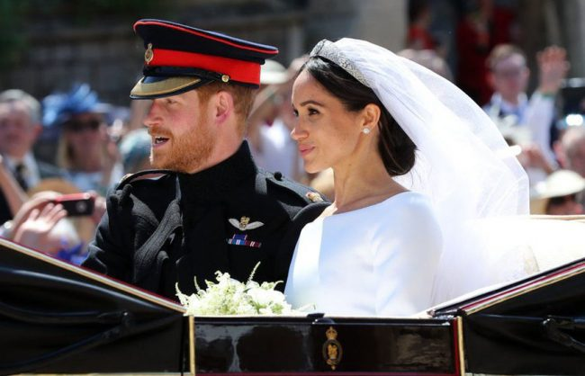 All the Black Guests at the Royal Wedding & The Significance of Rev Curry