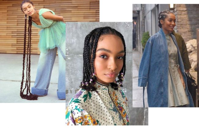 17 of Our Fav Yara Shahidi's Braided Hairstyles