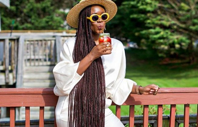 Summer Style Inspo: Outfits for Box Braids