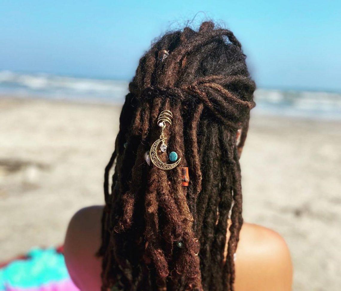 Hair Inspo: Loc Jewels You'll Love